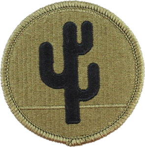 103rd Sustainment Command OCP Unit Patch