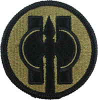 11th Military Police Brigade OCP Unit Patch