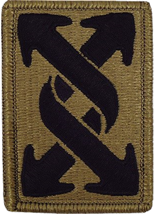 143rd Sustainment Command OCP Unit Patch