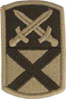 167th Sustainment Command OCP Unit Patch