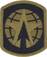 16th Military Police Brigade OCP Unit Patch