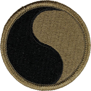 29th Infantry Division OCP Unit Patch