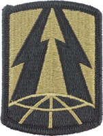 335th Signal Command OCP Unit Patch
