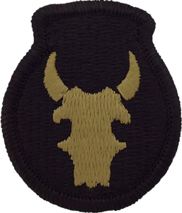 34th Infantry Division OCP Unit Patch