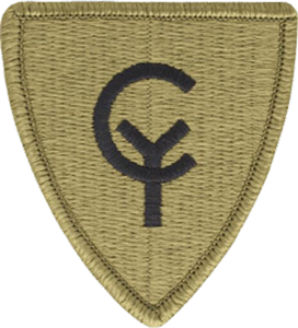 38th Infantry Division OCP Unit Patch