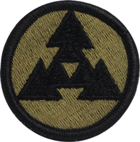 3rd Sustainment Command OCP Unit Patch