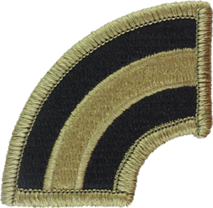 42nd Infantry Division OCP Unit Patch