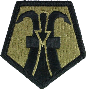 7th Mission Support Command OCP Unit Patch