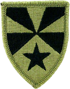 7th Support Command OCP Unit Patch