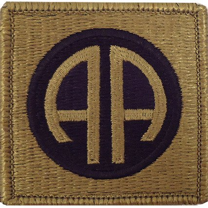 82nd Airborne Division OCP Unit Patch