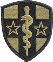 Army Reserve Medical Command OCP Unit Patch