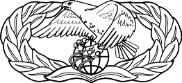 Air Force Transportation Badge