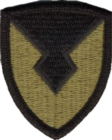 Army Material Command OCP Unit Patch