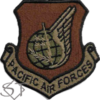 Air Force Pacific Air Forces-OCP