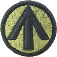 Military Surface Deployment and Distribution Command OCP Patch