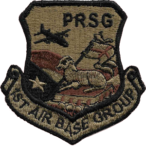 Puerto Rico State Guard 1st Air Base Group-OCP