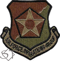 Air Force Operations Group Unit Patch-OCP